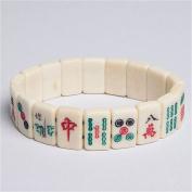 DMtse CHINA Mahjong Bracelet
