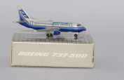 Schabak Boeing 737-5H4 Boeing Aircraft Company in 1:600 scale