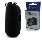 Ex-Pro® Soft Neoprene Lens Pouch Case Bag 115mm X 300mm