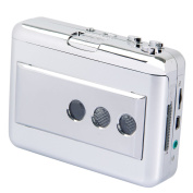 Tonor Portable Cassette Tape to MP3 Convertor Audio Music Player