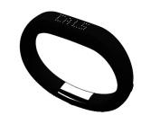 Adventure Labs IR118B- Black App controlled Sports Bracelet In Black Bluetooth