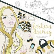 Kaisercolour Perfect Bound Colouring Book-Fashion Darling