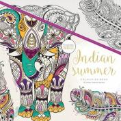 Kaisercolour Perfect Bound Colouring Book-Indian Summer
