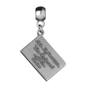 Official Harry Potter Acceptance Letter charm - silver plated