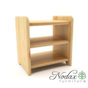 "New Wooden Solid Pine Bedside Cabinet, Side Table ""B5"" (Walnut, Oak, Alder, Pine)"