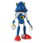 """Sonic the Hedgehog 7.6cm Metal """"Sonic Boom"""" Sonic Articulated Figure"""