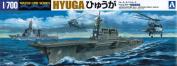 JMSDF Helicopter Defence Destroyer Hyuuga