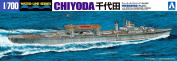 Japanese cruiser Chiyoda