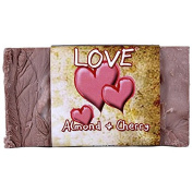 Love Natural Body Bar Almond & Chery by RAD Soap Co. 180ml