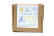 Simply Bee Well Exfoliating Bar Soap - Lavender Honey Fragrance