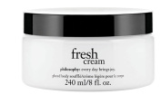 Philosophy Fresh Cream Glazed Body Souffle~240 ml