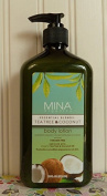 Mina Organics Essential Blends Tea Tree & Coconut Body Lotion, 530ml