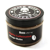 Death Wish Highly Caffeinated Shuga-Bubs by RAD Soaps Co. 350ml