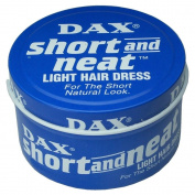 DAX Short and Neat Light Hair Dress (99g) - Pack of 6