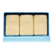 Pecksniffs Sandalwood and Vanilla Bar Soap Trio