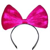 Sparking Bow Headband