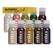 European Body Art Makeup Airbrush Face Body Painting Stencils, Endura Autopsy by Bruce S. Fuller 10 Pack 15ml