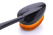 Maquita Pro Fashion Makeup Face Powder Toothbrush Curve Brush Foundation Beauty Tool