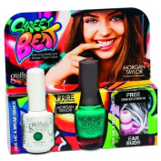 Harmony Gelish & Morgan Taylor - Two Of A Kind - Street Beat Collection - Give Me A Break-Dance - 15ml / 0.5oz