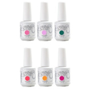 Harmony Gelish - Street Beat Collection - ALL 6 Colours - 15ml / 0.5oz Each