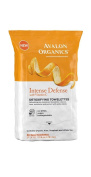 Avalon Organics Intense Defence Detoxifying Towelettes, 30 Count
