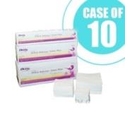 10cm x 10cm Reflections Cotton Aesthetic Wipes- 200/bg 10 bags/case D-900310C