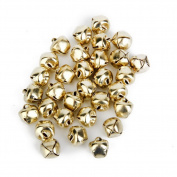 100pcs Bells for DIY Crafts Bronze