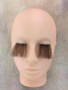 Eyelash Plant Practise Mannequin Manikin Head Eyelashes Makeup Massage Practise