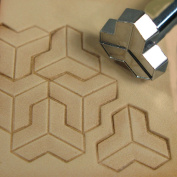 G2284 Geometric Leathercraft Stamp 82284-00