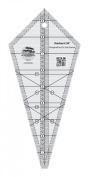 Creative Grids Starburst 30 Degree Triangle Ruler
