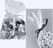 Clear Cello/cellophane Bags - 15cm X 30cm Party/favours - Candle Gift Supplies - 100