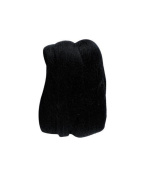 Trimits FW50.303 | Black Natural Wool Roving | 50g