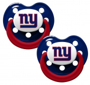 Baby Fanatic Pacifier, New York Giants