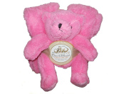 Plush Teddy Bear and Blanket Set