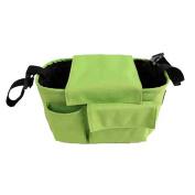 Stroller Organiser with Removable Shoulder Strap, Fits All Strollers