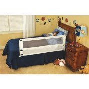 Regalo Hide Away 140cm Extra Long Safety Bed Rail, Features Rail that Slides Under Mattress