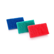 NUOLUX Household Cleaning Sponge Scrubber