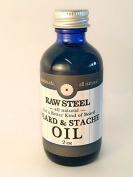 Raw Steel | Beard & Stache Oil 60ml