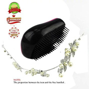 EYX Formula Hair Accessories set for Extra Long and Thick Hair,Shower Hair Brush for Styling and Blood Circulation