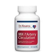 Dr. Sinatra's MK-7 Artery Circulation, 60 soft gels