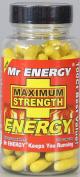 Mr ENERGY Maximum Strength ENERGY Pills - 100 Capsules