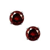 1/10ct 14k Gold Colour Diamond Stud Earrings