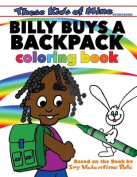 Billy Buys a Backpack Coloring Book