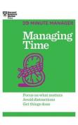 Managing Time  [Audio]