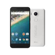 LG Google Nexus 5X H791 16GB 4G LTE 13cm Factory Unlocked (QUARTZ WHITE) - International Stock No Warranty