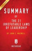 Summary of the 21 Irrefutable Laws of Leadership