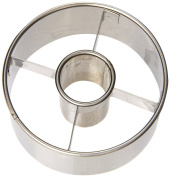 Ateco 8.9cm Stainless Steel Doughnut Cutter
