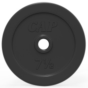 CAP Barbell Rubber Coated weight plate, 2.5cm , 3.4kg
