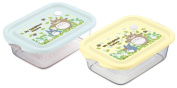 Totoro Pattern 2-piece Food Container Boxes Set