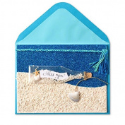 Friendship Missing You Card Miss You in a Bottle by Papyrus